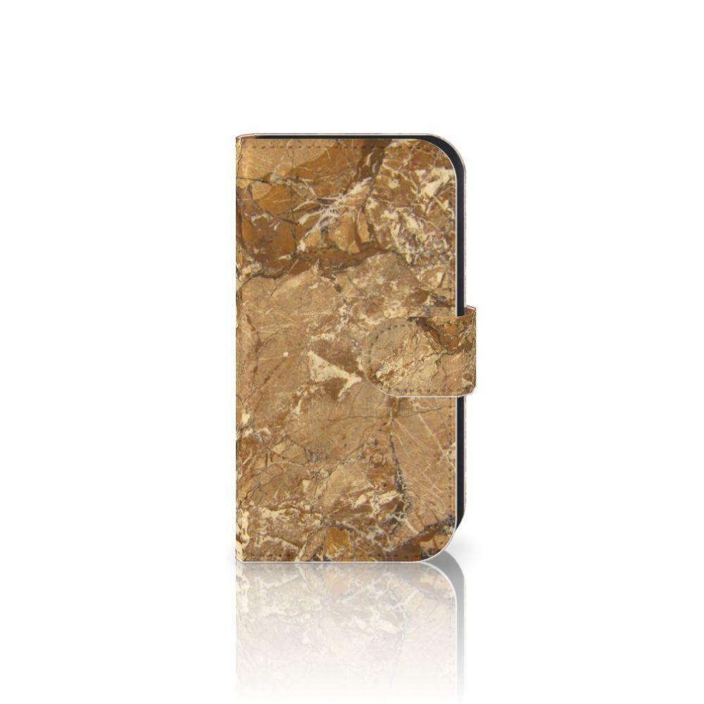 Samsung Galaxy Ace 4 4G (G357-FZ) Boekhoesje Design Marmer