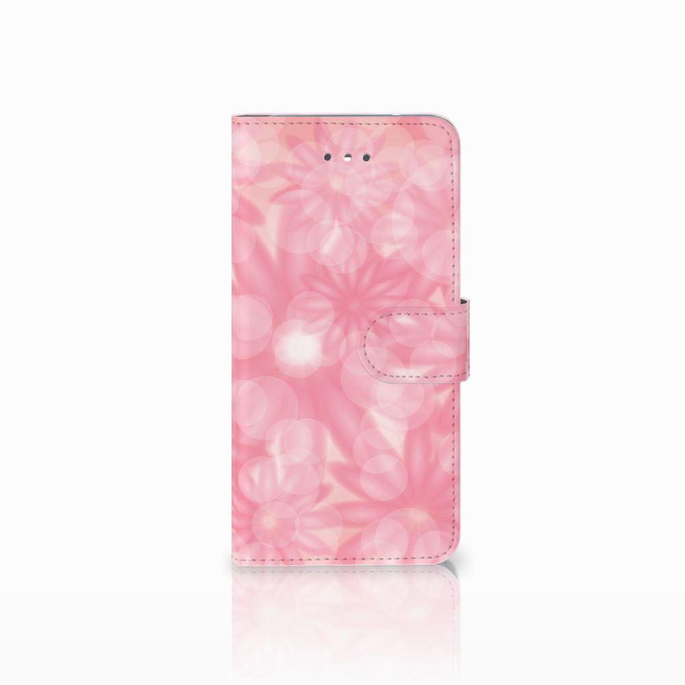LG Nexus 5X Uniek Boekhoesje Spring Flowers
