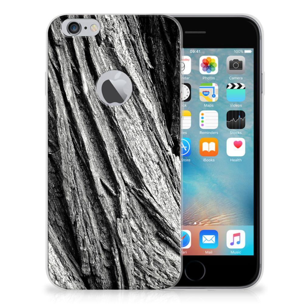 Bumper Hoesje Apple iPhone 6 Plus   6s Plus Boomschors Grijs