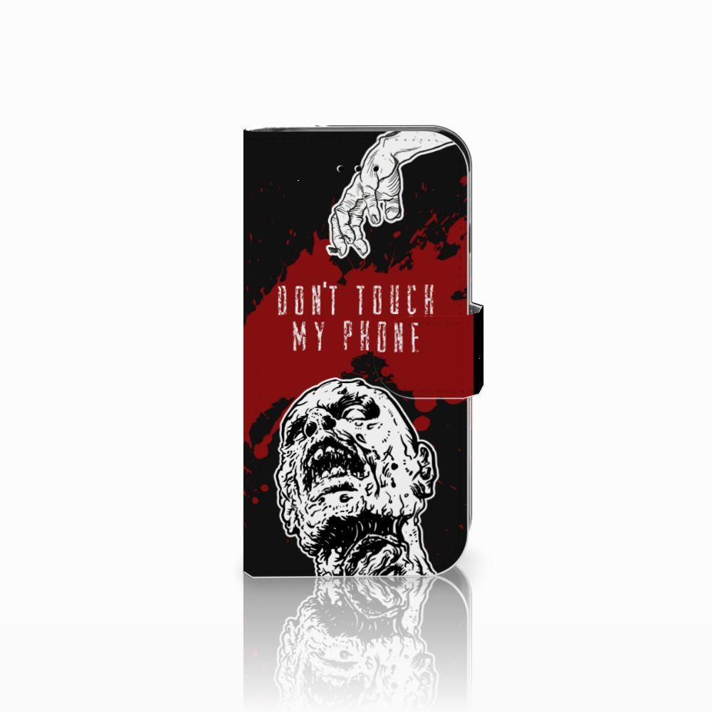 Apple iPhone 6 | 6s Boekhoesje Design Zombie Blood