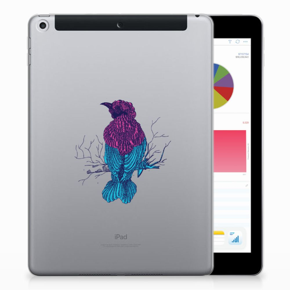 Apple iPad 9.7 2018 | 2017 Tablet Back Cover Merel