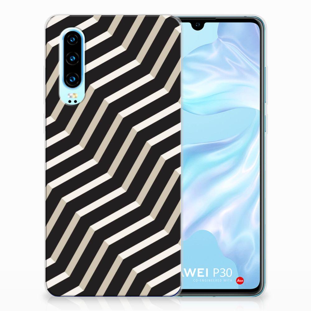 Huawei P30 TPU Hoesje Illusion