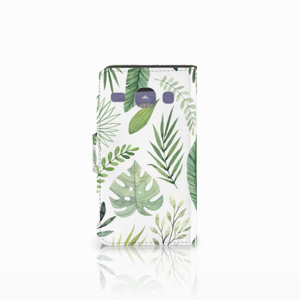 Samsung Galaxy Core i8260 Hoesje Leaves