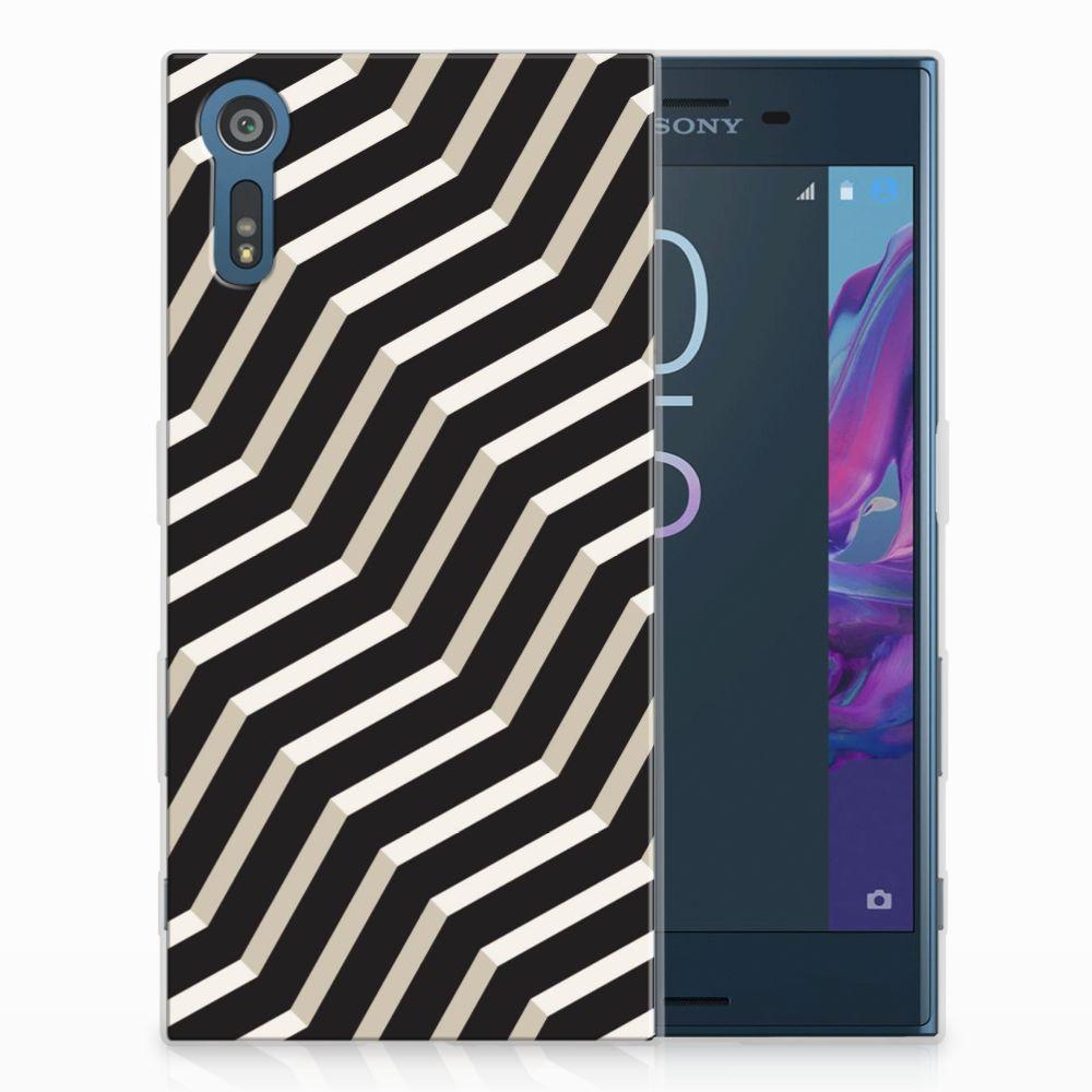 Sony Xperia XZs | XZ TPU Hoesje Design Illusion