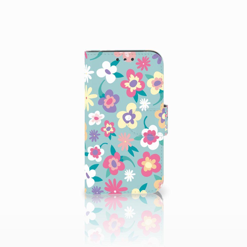 Lenovo B Boekhoesje Design Flower Power