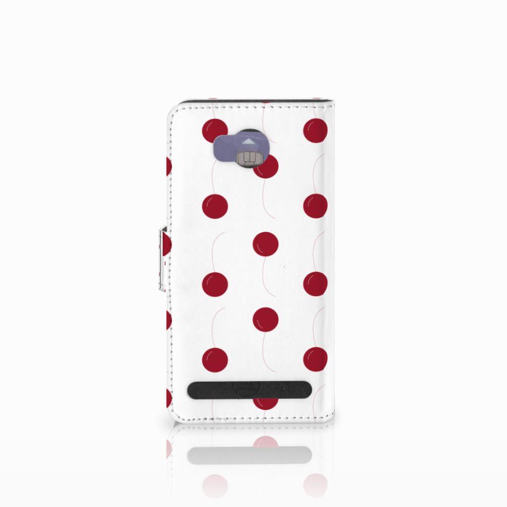 Huawei Y3 2   Y3 II Book Cover Cherries