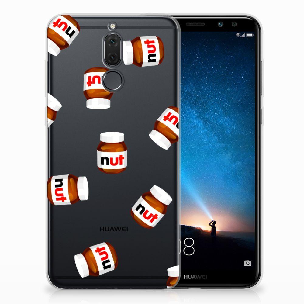 Huawei Mate 10 Lite Siliconen Case Nut Jar