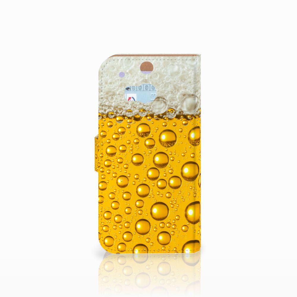 HTC One M8 Book Cover Bier