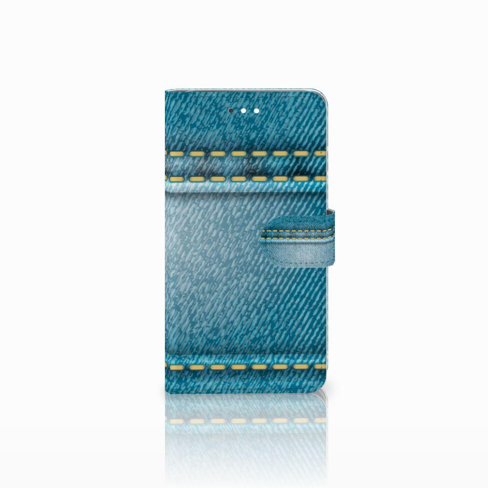 Huawei Ascend G7 Boekhoesje Design Jeans