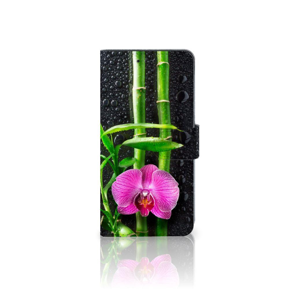 Huawei Mate 10 Pro Boekhoesje Design Orchidee
