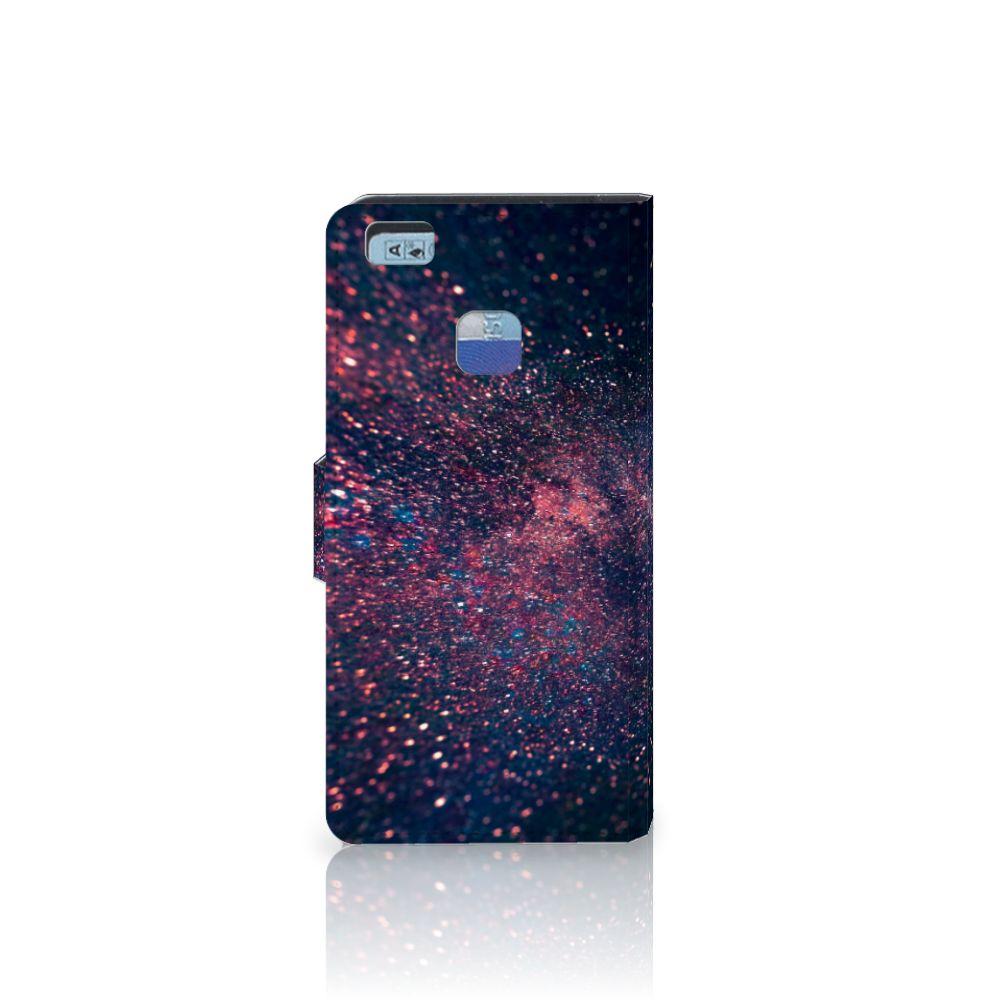 Huawei P9 Lite Bookcase Stars