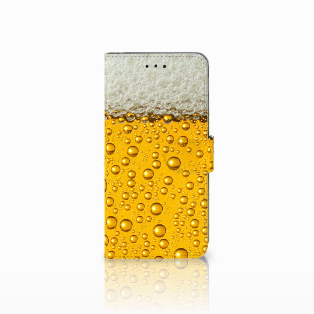 Samsung Galaxy A6 Plus 2018 Uniek Boekhoesje Bier