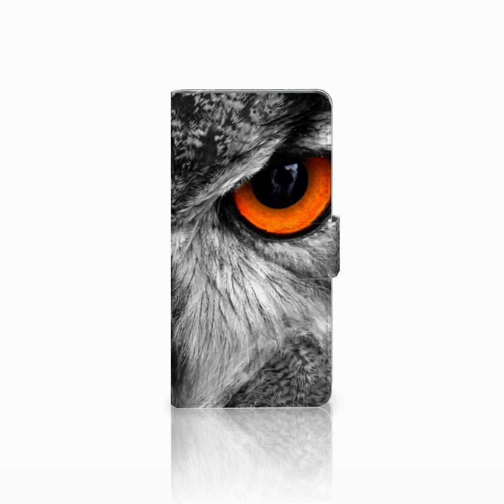 Samsung Galaxy Grand Prime | Grand Prime VE G531F Boekhoesje Design Uil