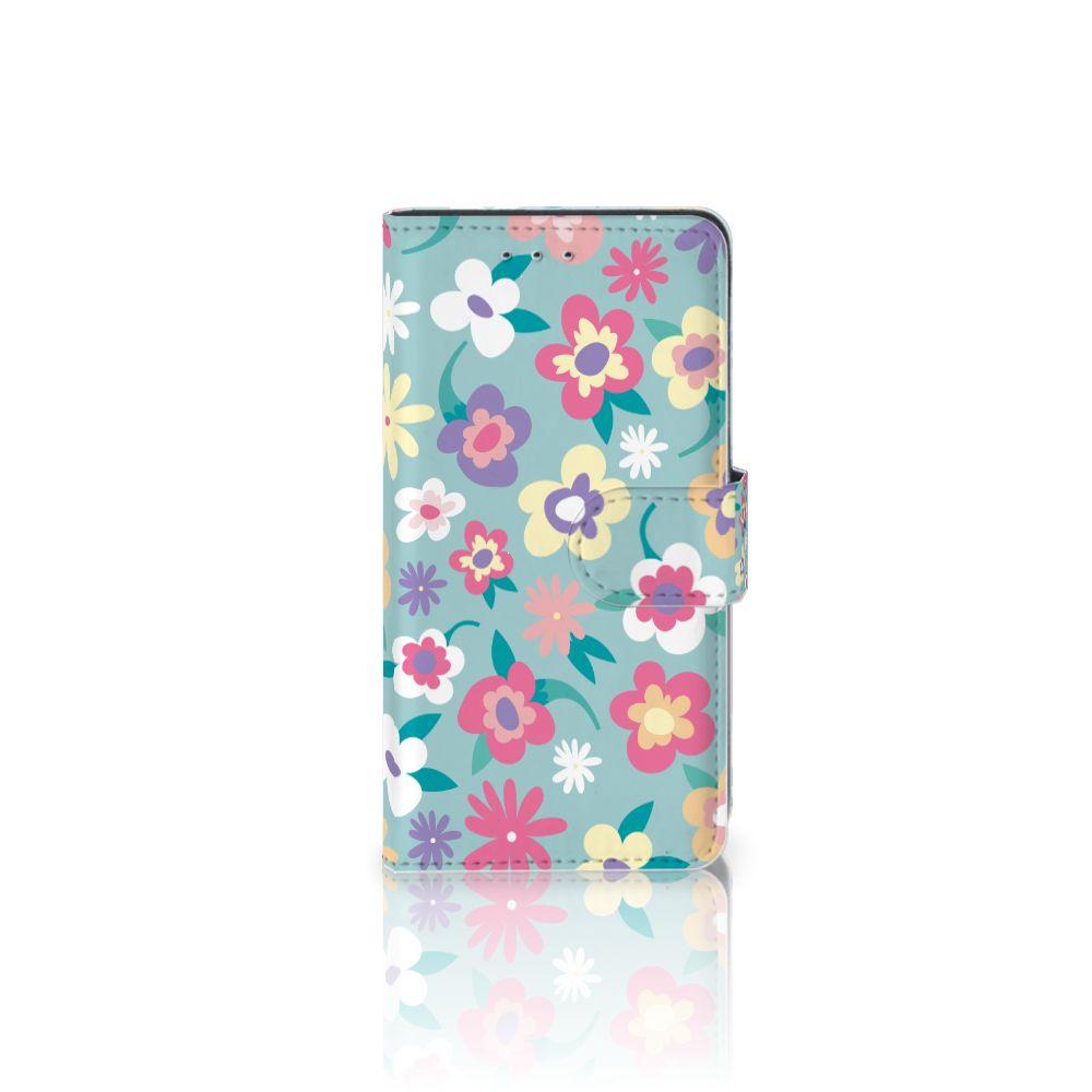 Motorola Moto G 3e Generatie Boekhoesje Design Flower Power
