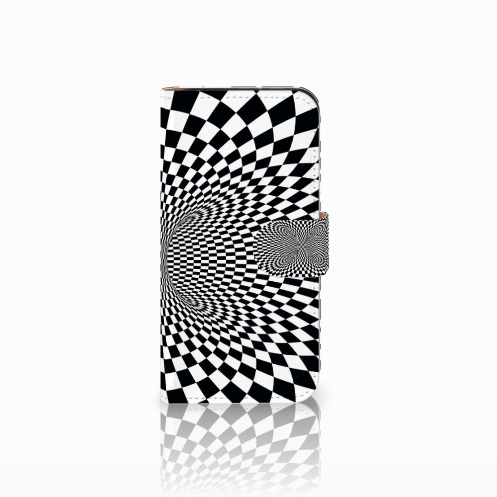 HTC One Mini 2 Bookcase Illusie