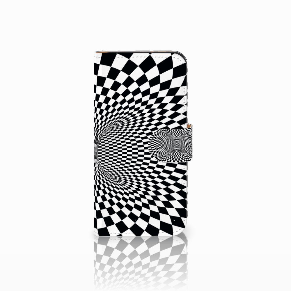 HTC One Mini 2 Boekhoesje Design Illusie