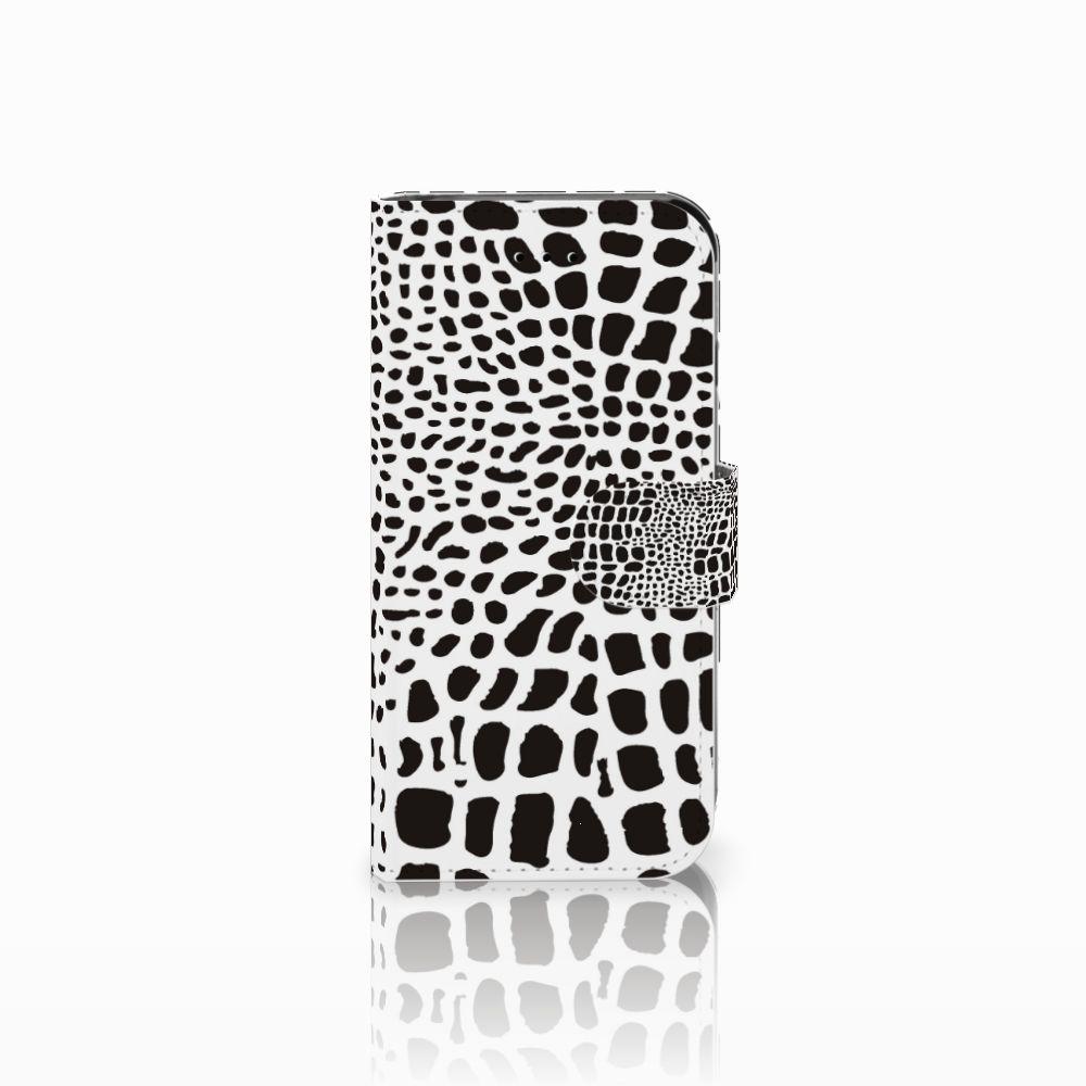 Apple iPhone 6 | 6s Telefoonhoesje met Pasjes Slangenprint