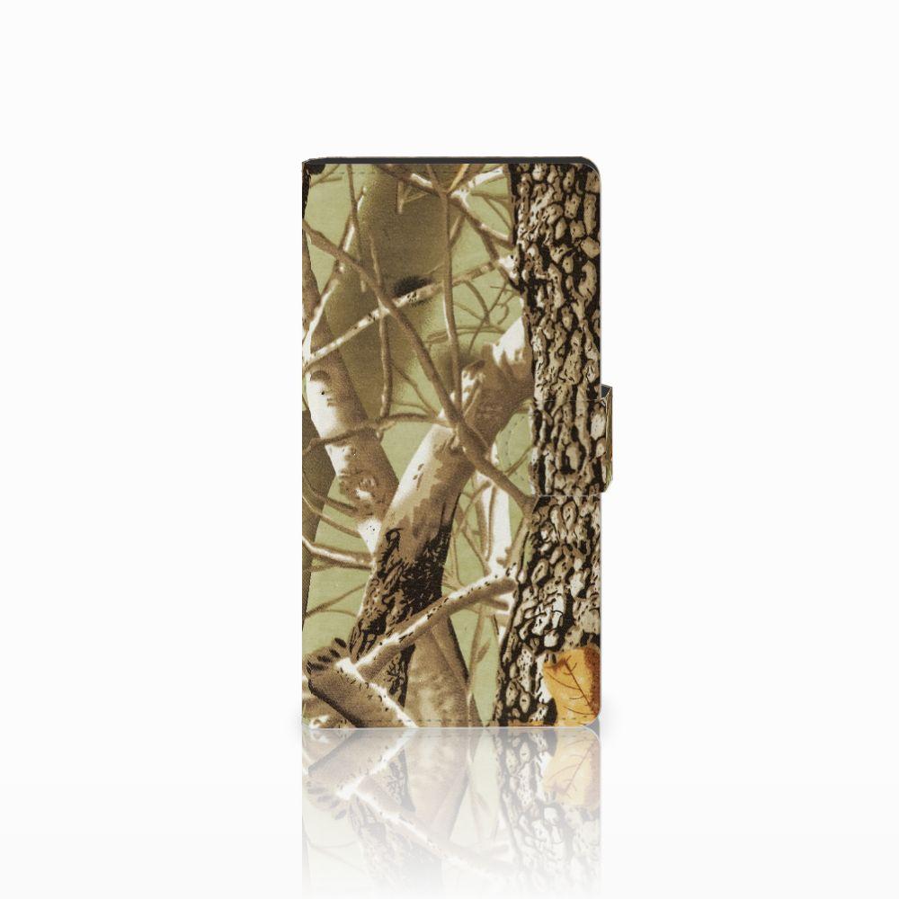 Sony Xperia C4 Uniek Boekhoesje Wildernis