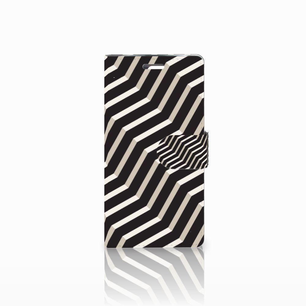 LG K10 2015 Bookcase Illusion