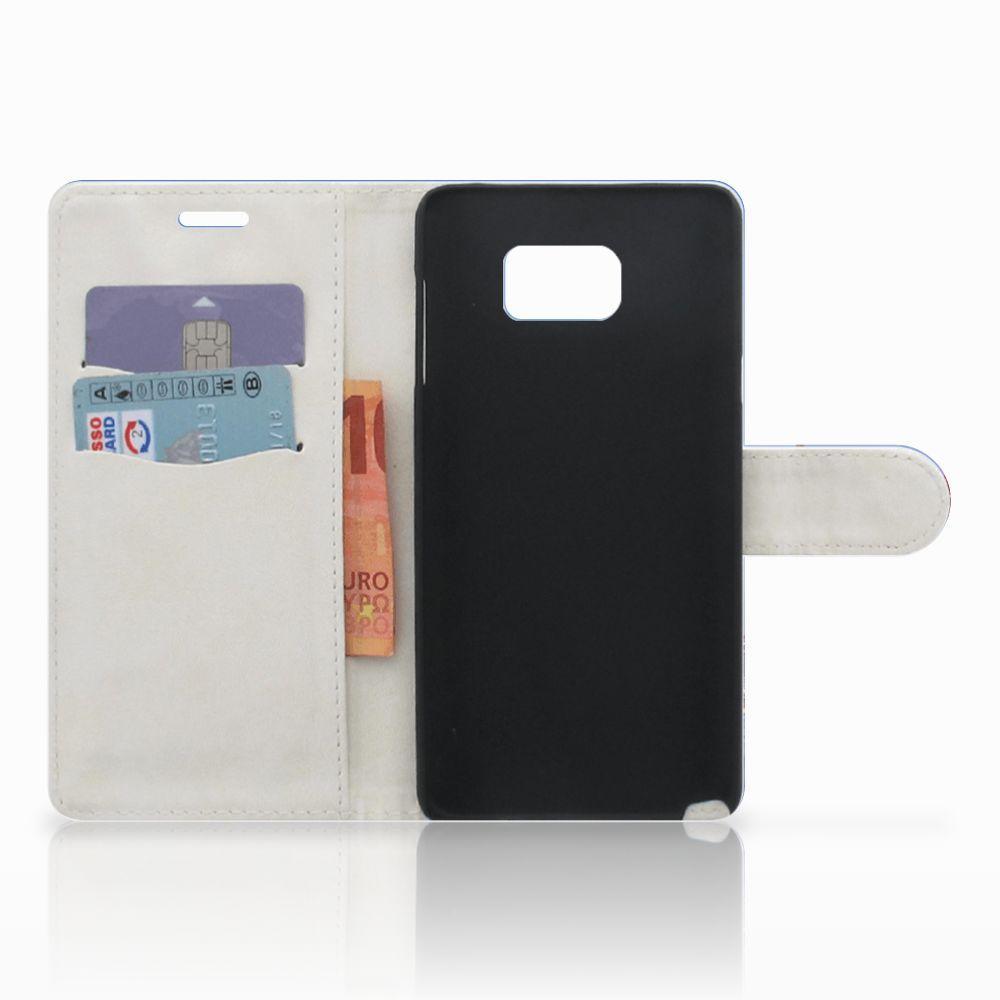 Samsung Galaxy Note 5 Flip Cover Rotterdam