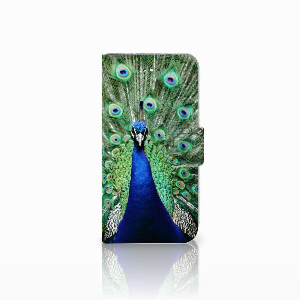 LG X Screen Boekhoesje Design Pauw