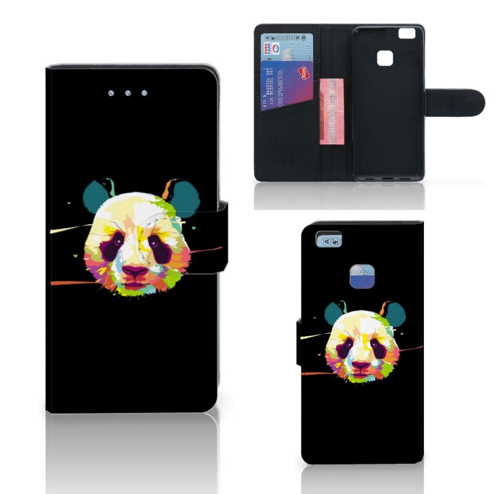 Huawei P9 Lite Leuke Hoesje Panda Color