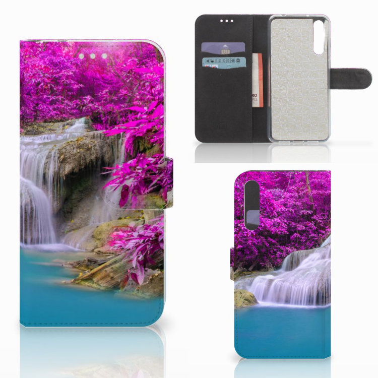Huawei P20 Pro Flip Cover Waterval
