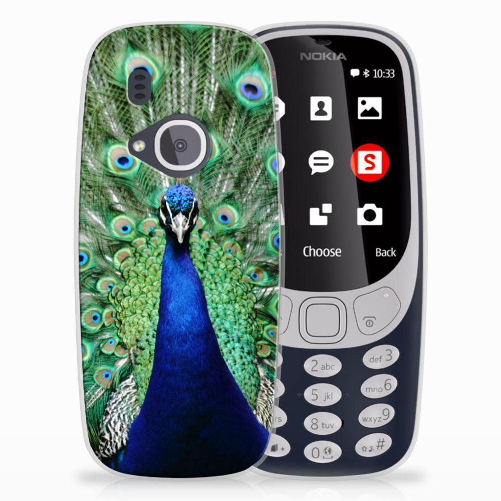 Nokia 3310 (2017) TPU Hoesje Pauw