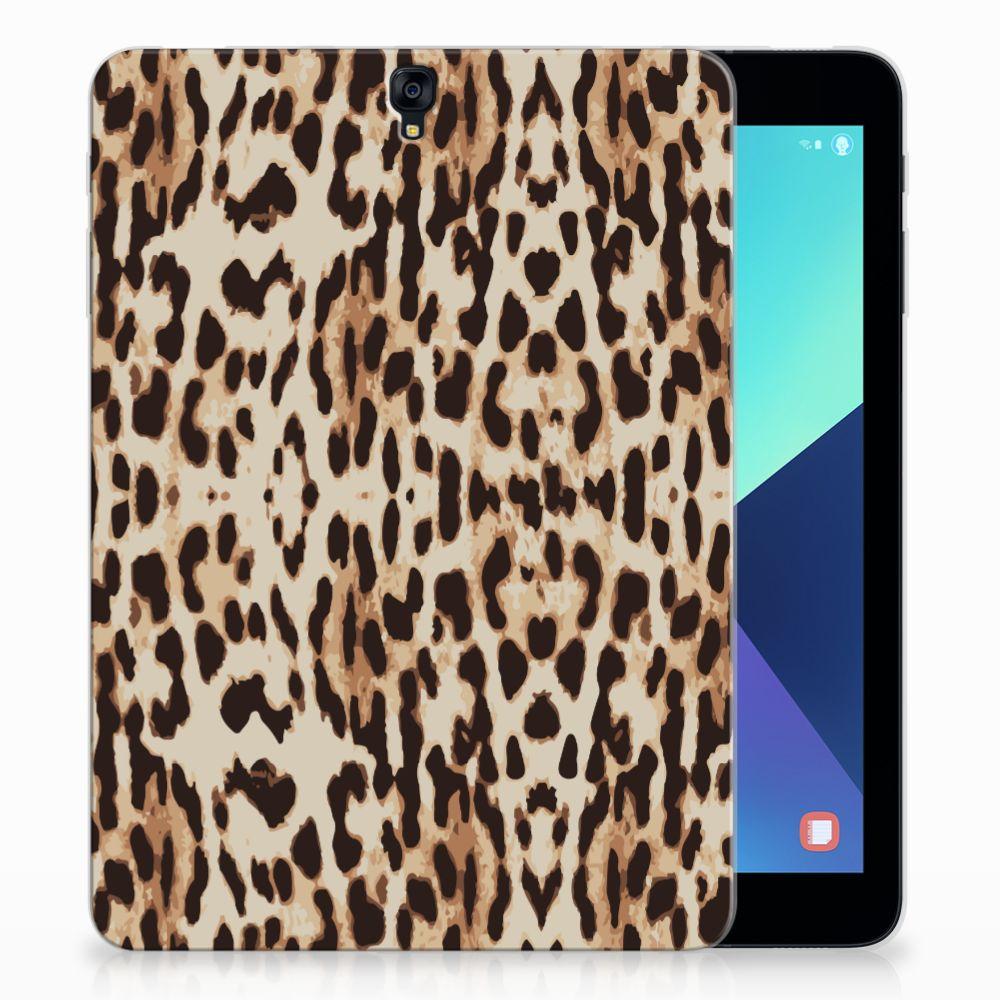 Samsung Galaxy Tab S3 9.7 Back Case Leopard