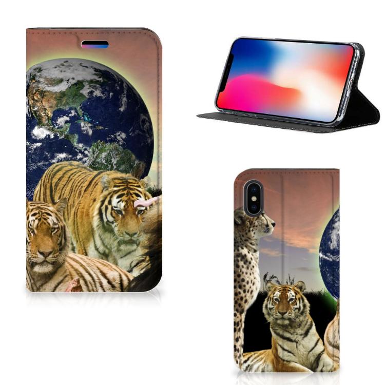 Apple iPhone X | Xs Hoesje maken Roofdieren