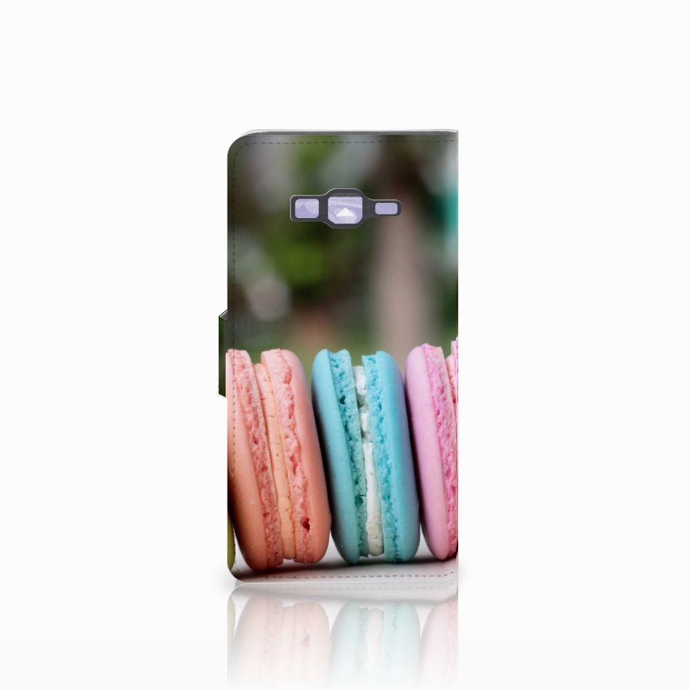 Samsung Galaxy Grand Prime | Grand Prime VE G531F Book Cover Macarons