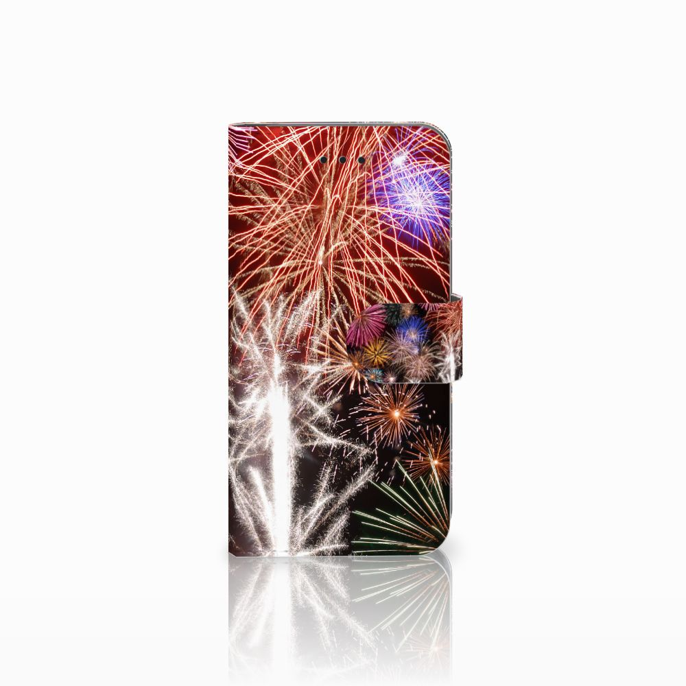 Apple iPhone X | Xs Boekhoesje Design Vuurwerk