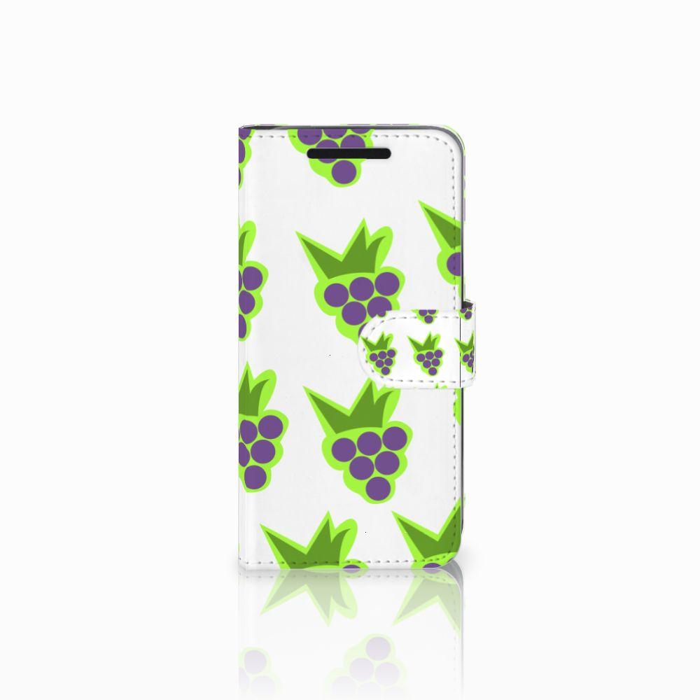 HTC One M9 Book Cover Druiven