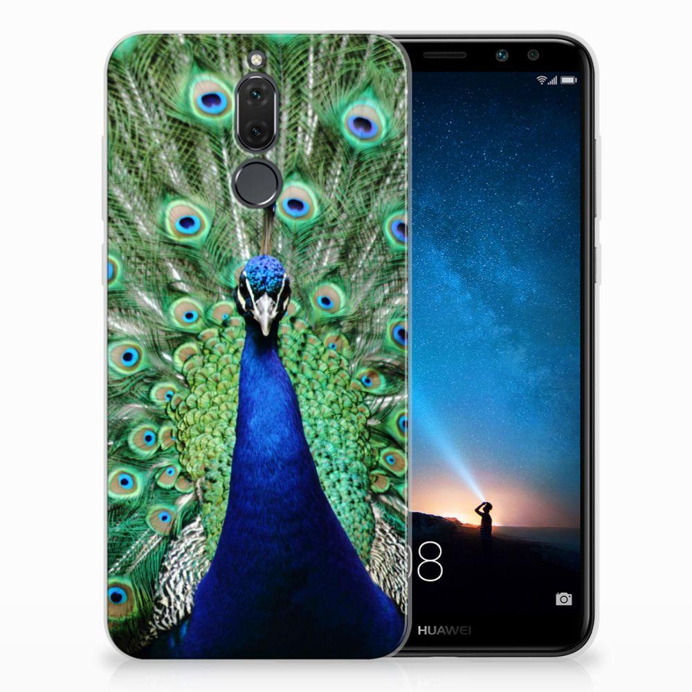 Huawei Mate 10 Lite TPU Hoesje Pauw