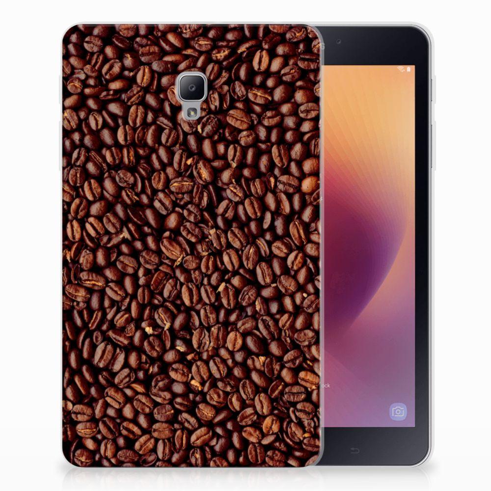 Samsung Galaxy Tab A 8.0 (2017) Tablet Cover Koffiebonen