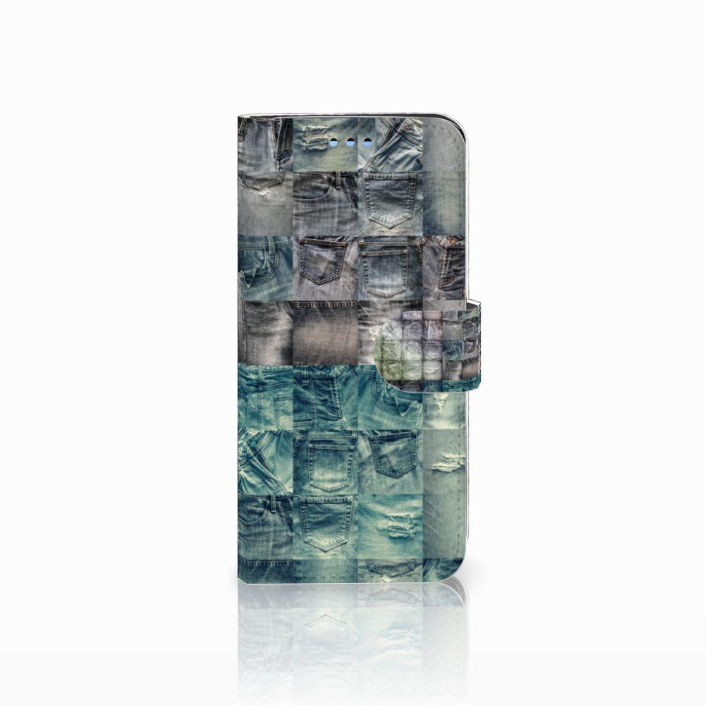 Samsung Galaxy S9 Uniek Boekhoesje Spijkerbroeken