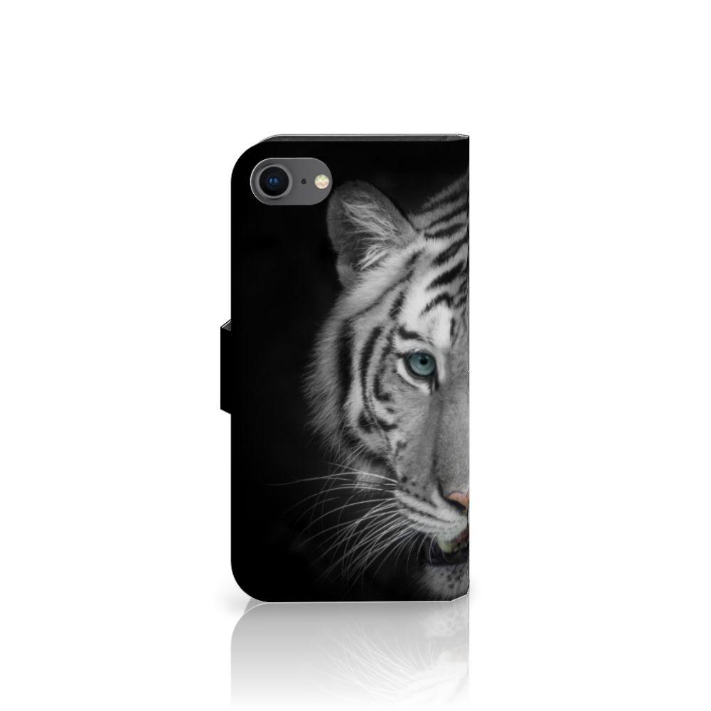 iPhone 7 | 8 | SE (2020) Telefoonhoesje met Pasjes Tijger