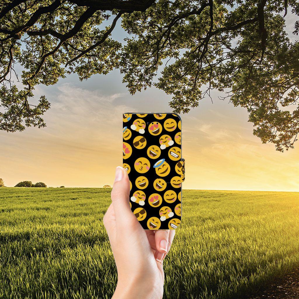 iPhone 7   8   SE (2020) Telefoon Hoesje Emoji