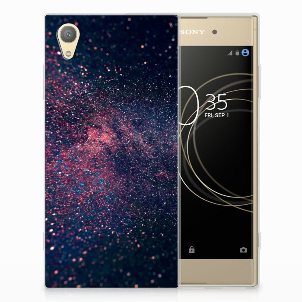 Sony Xperia XA1 Plus TPU Hoesje Stars