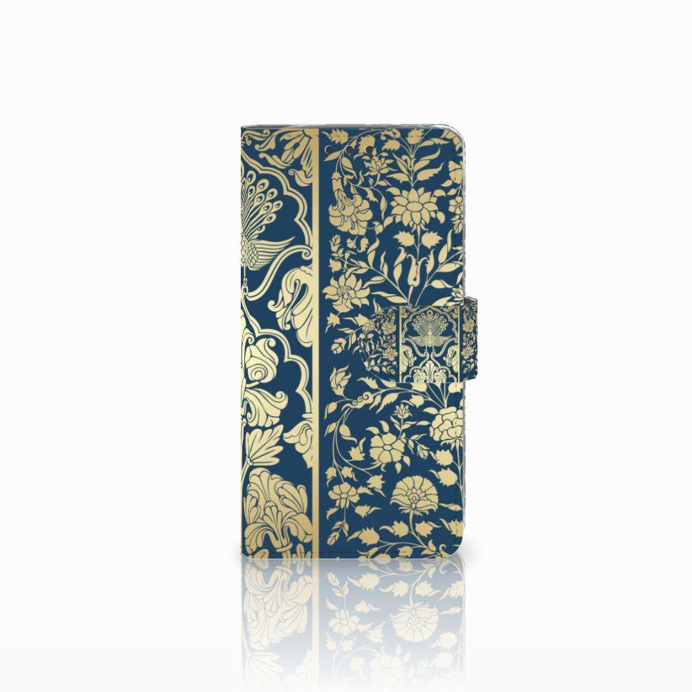LG G5 Boekhoesje Golden Flowers