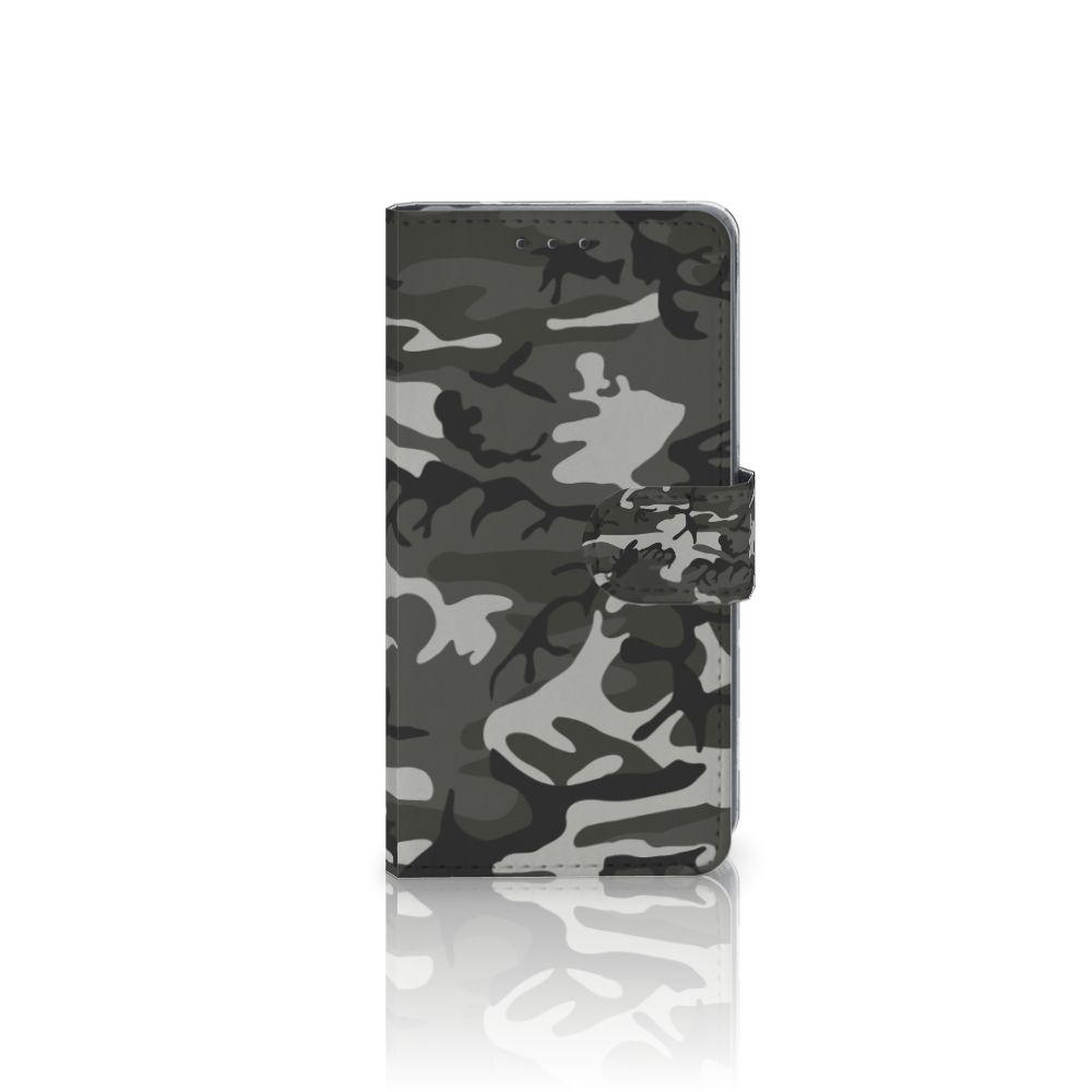 Sony Xperia Z2 Uniek Boekhoesje Army Light