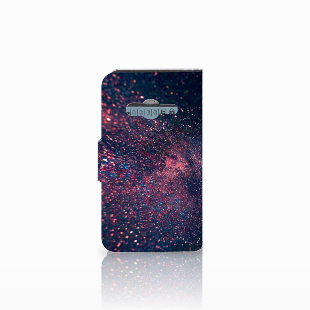 Samsung Galaxy Trend 2 Bookcase Stars
