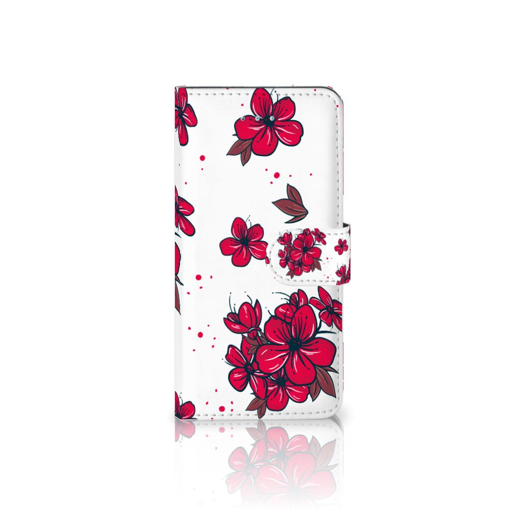 Honor 4A | Y6 Boekhoesje Design Blossom Red