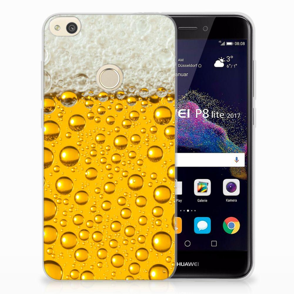 Huawei P8 Lite 2017 Uniek TPU Hoesje Bier