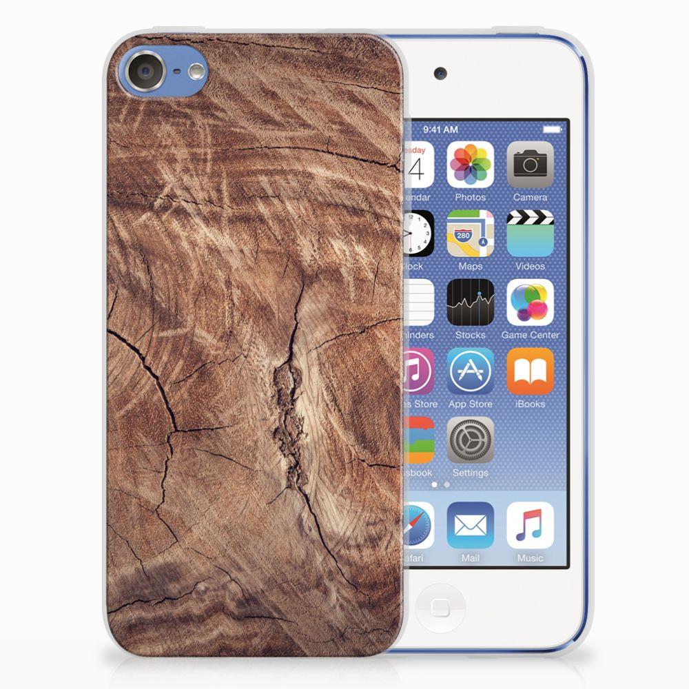 Apple iPod Touch 5 | 6 TPU Hoesje Design Tree Trunk
