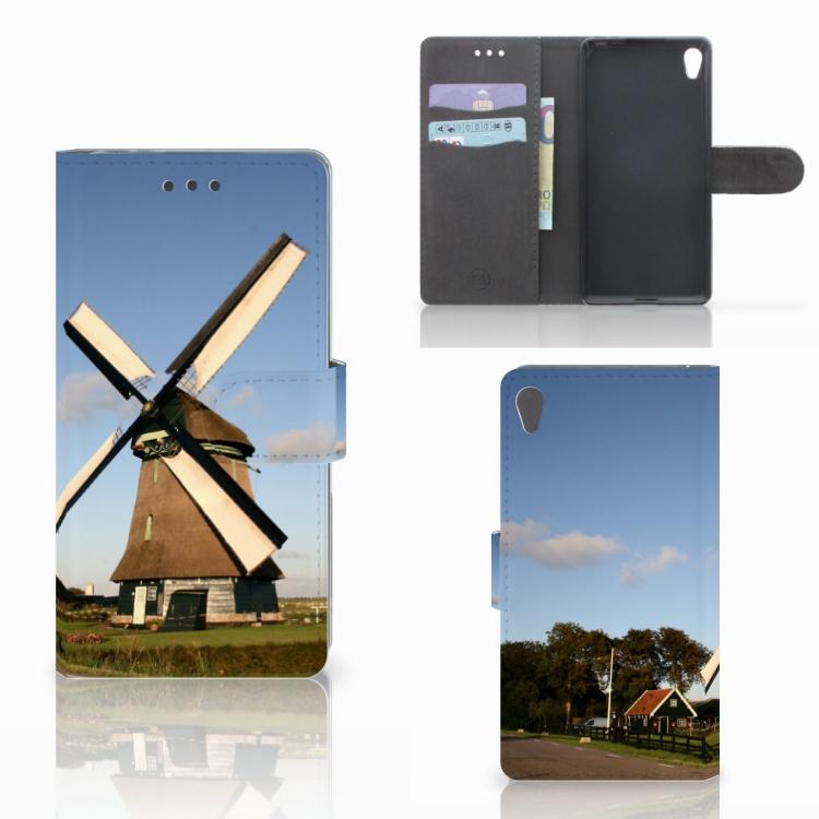 Sony Xperia E5 Flip Cover Molen