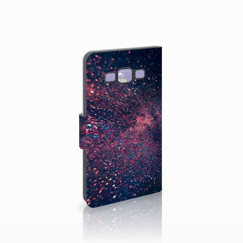 Samsung Galaxy A3 2015 Bookcase Stars
