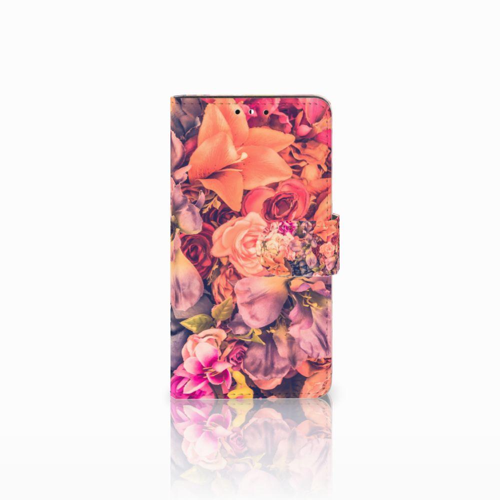 Huawei Y5 | Y6 2017 Boekhoesje Design Bosje Bloemen