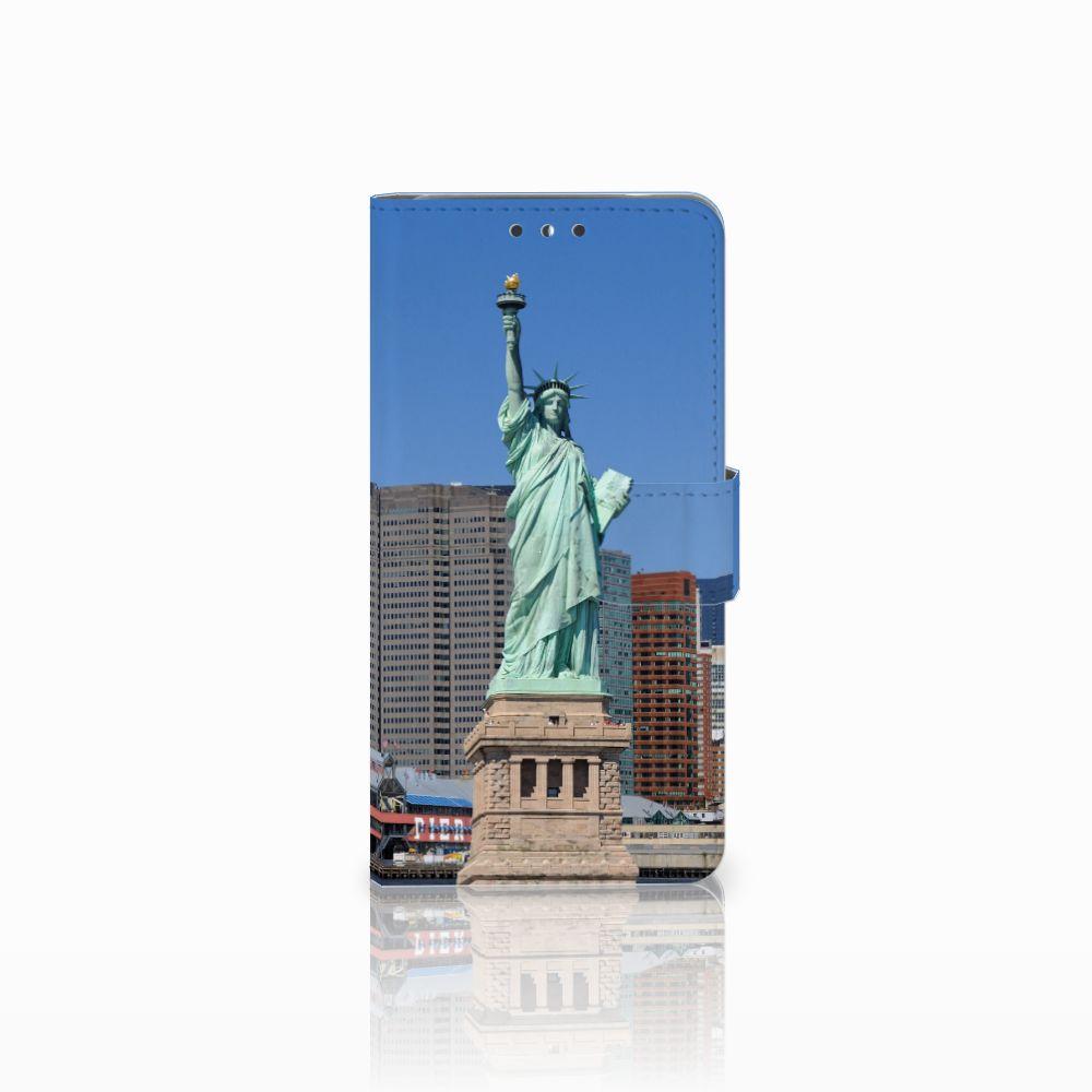 Nokia 5 Uniek Design Hoesje Vrijheidsbeeld