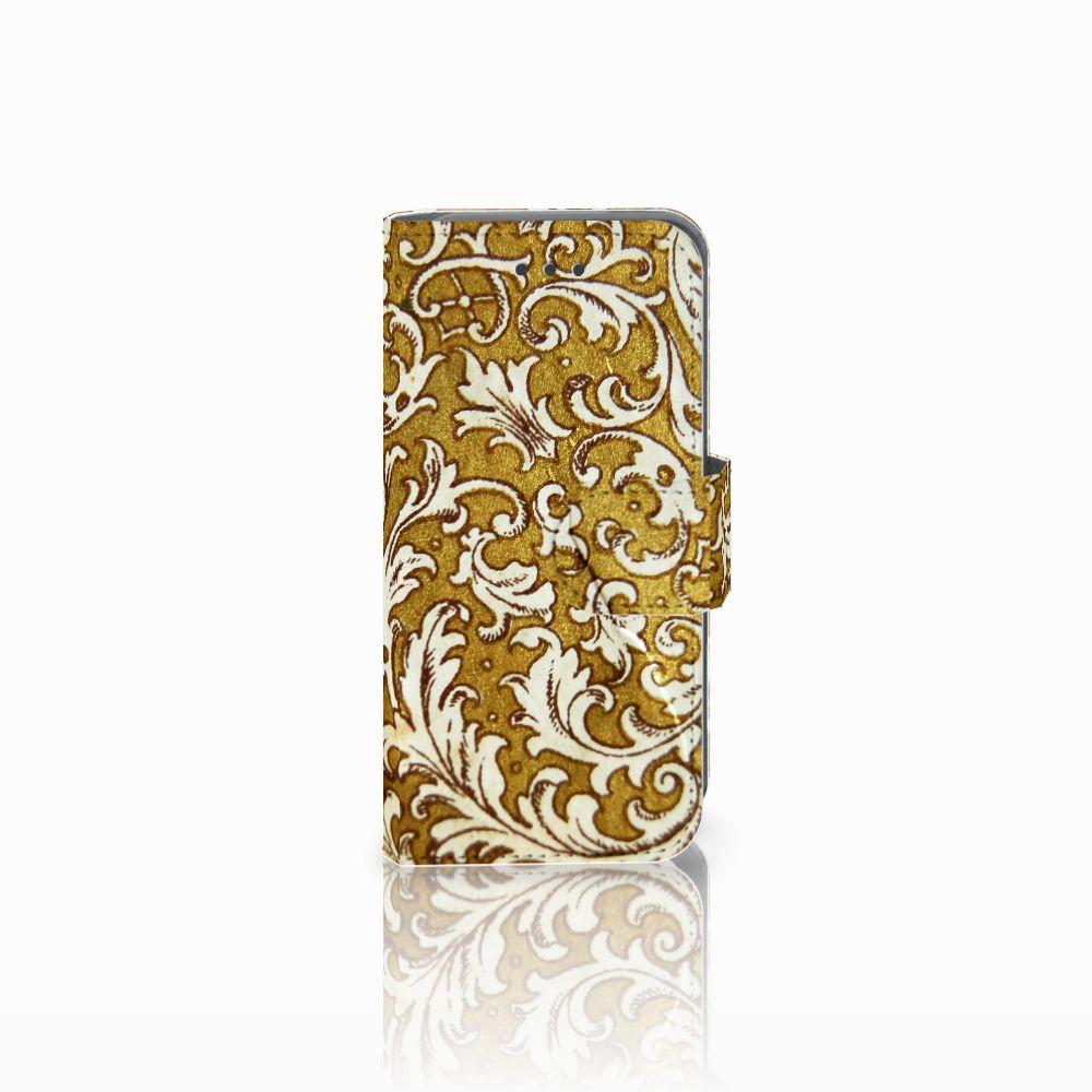 Apple iPod Touch 5 | 6 Boekhoesje Design Barok Goud